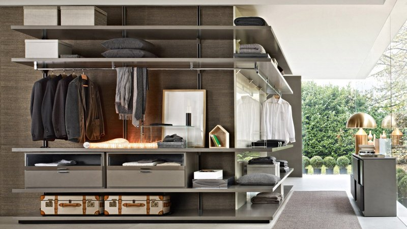 CABINA ARMADIO WALK-IN Molteni&C